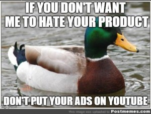 Advice duck