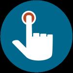 Non-interactive icon