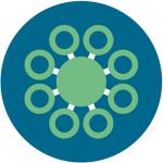 Magazine CRM Coordination Symbol