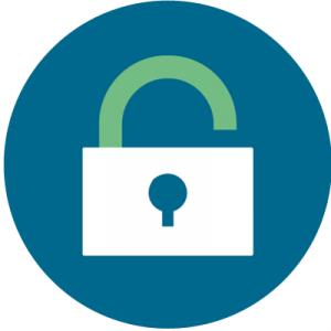 Magazine CRM Secure Symbol