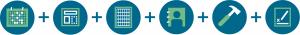 Magazine CRM Features Symbols