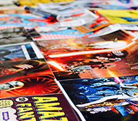POW! BAM! ZAP! Using MagHub to Manage Your Comic (or Graphic Novel)