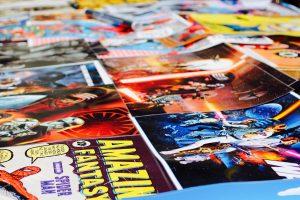 Comic Book Layout