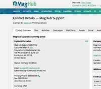 MagHub CRM