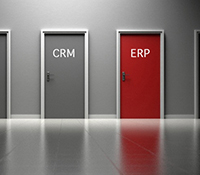 CRM or ERP