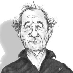 Bill Murray - Groundskeeper