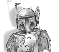 Aysling Team Spotlight: Boba Fett
