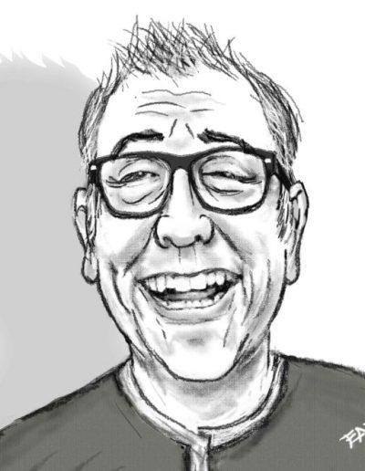 Ed Abrams - The Artist