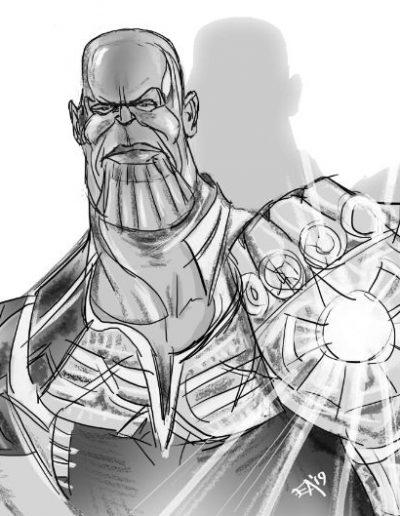 Thanos - Budget Analyst