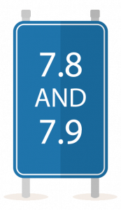 7.8 and 7.9 Roadsign