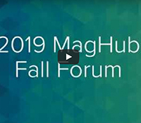 MagHub Fall Forum 2019 Recap