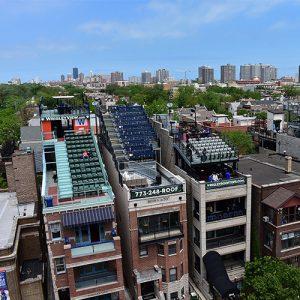 Wrigley Field Rooftop Suites