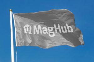 MagHub University Flag