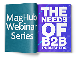 The Needs of B2B Publishers