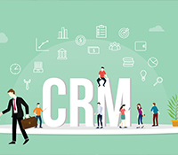 CRM Illustration