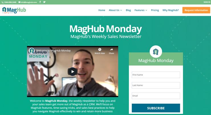 MagHub Monday