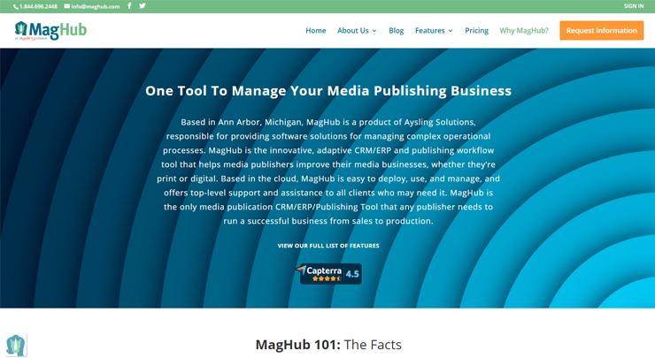 Why MagHub?
